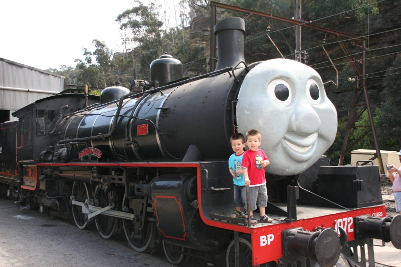 thomas zig zag railway lithgow smle - photo#7