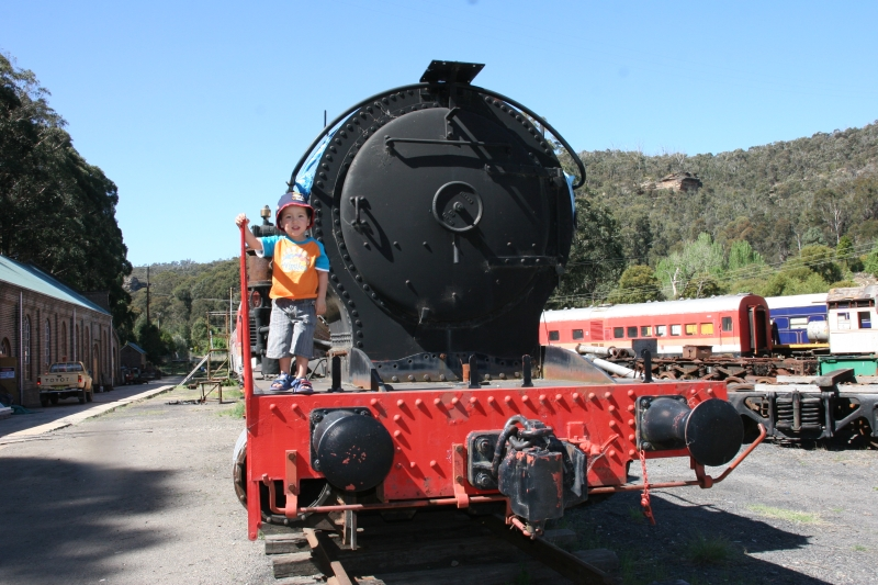 thomas zig zag railway lithgow smle - photo#13